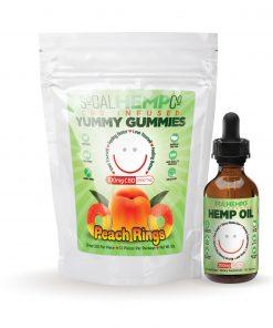 SoCalHempCo Oil+Gummies Combo